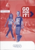 ,<b>Go for it!  / Vmbo/b 4 + www.goforit-online.nl </b>