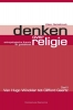 <b>Denken over religie</b>,