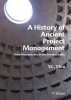 <b>Y.C.  Chiu</b>,A History of Ancient Project Management