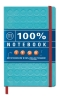 <b>100% Notebook large blue</b>,