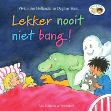 Vivian den Hollander,Lisa en Jimmy Lekker nooit niet bang!