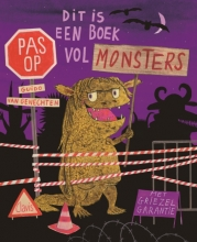 Guido van Genechten,Dit is een boek vol monsters