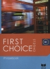 ,<b>First choice  / B1 / deel Phrasebook  </b>