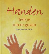 Boekje Handen heb je om te geven (klik voor een vergroting)