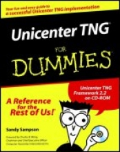 Sampson, Sandy Unicenter TNG� For Dummies�