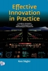 <b>J  Slagter</b>,Effevtive Innovation in Practice