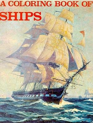 A Coloring Book of Ships, Bellerophon Books