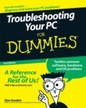 Gookin, Dan Troubleshooting Your PC For Dummies�