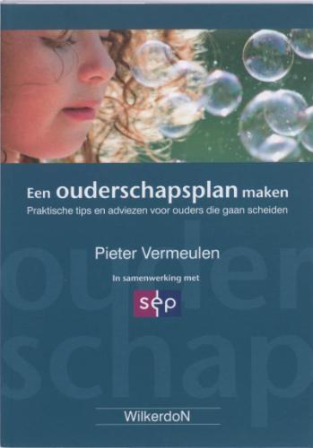 Boekcover Een ouderschapsplan maken