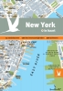 <b>New York in kaart</b>,